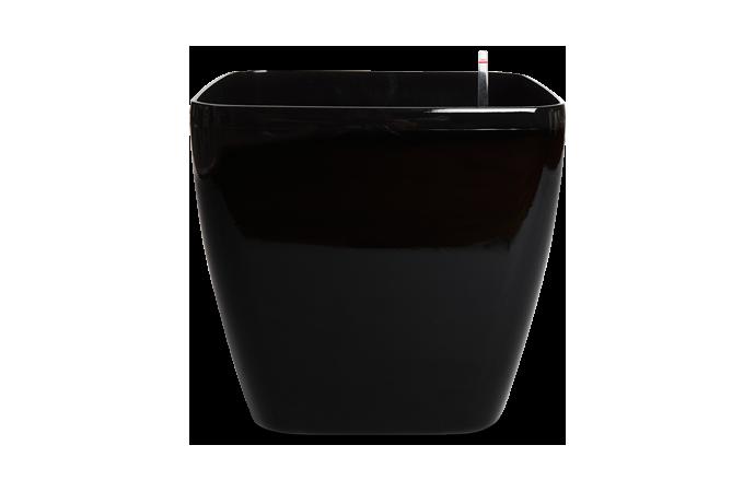 Горшки для цветов черные 95